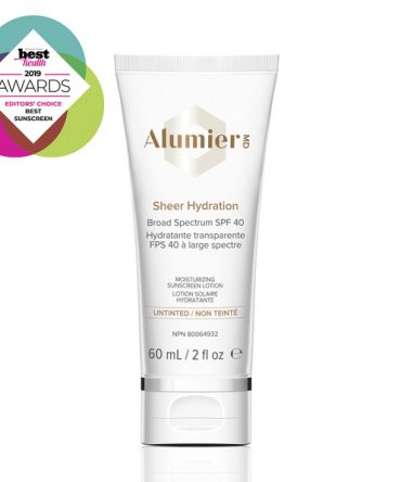 Sheer Hydration Broad Spectrum Sunscreen SPF 40